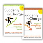 Suddenly in Charge : Roberta Chinsky Matuson Book Interview